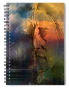 The Four Directions Spiral Notebook