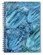 The Four Flowers Spiral Notebook