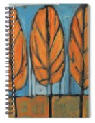 The Four Seasons - Fall Spiral Notebook