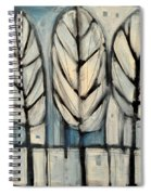 The Four Seasons - Winter Spiral Notebook