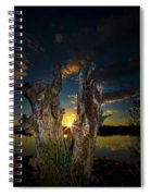 The Fourth Star Spiral Notebook