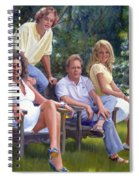 The Fraum Family Spiral Notebook