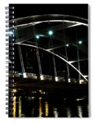 The Freddie-sue Bridge Spiral Notebook