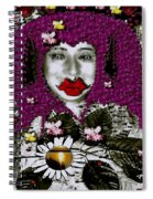 The Free Worlds Environmental Fairy Spiral Notebook