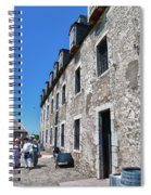 The French Castle 6664 Spiral Notebook