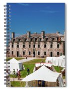 The French Castle 6709 Spiral Notebook