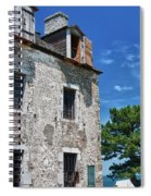 The French Castle 6947 Spiral Notebook