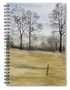 The French Countryside Spiral Notebook