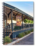 The Front Porch Spiral Notebook