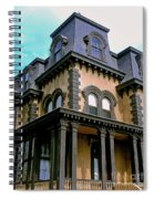 The Fulton Mansion Spiral Notebook