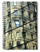 The Funhouse Spiral Notebook