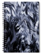The Furious Beauty Of Nature Spiral Notebook