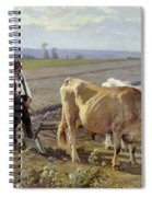 The Furrow Spiral Notebook