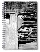 The Future - There Is A Crack In Everything Spiral Notebook
