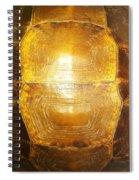 The Galleon Spiral Notebook