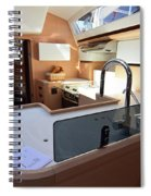 The Galley Spiral Notebook