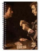 The Gamblers Spiral Notebook