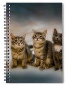 The Gang Spiral Notebook