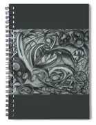The Garden Spiral Notebook