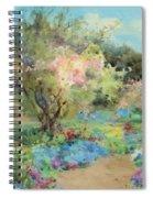 The Garden At Kilmurry Spiral Notebook