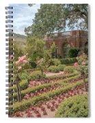 The Garden House Spiral Notebook