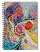 The Garden Of Dreams Spiral Notebook