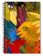 The Garden Of Sins Spiral Notebook
