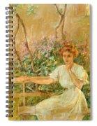 The Garden Seat 1911 Spiral Notebook