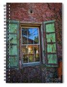 The Garden Window Spiral Notebook