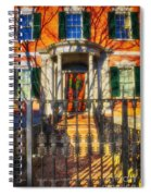 The Gardner-pingree House 1804 Spiral Notebook