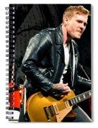 The Gaslight Anthem Spiral Notebook