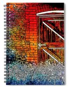 The Gate Spiral Notebook