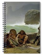 The Gaulish Coastguards Spiral Notebook