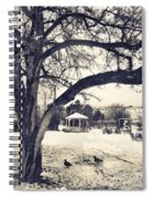 The Gazebo Spiral Notebook