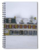 The General Lafayette Inn - Barren Hill Brewery Spiral Notebook