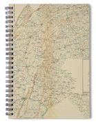 The Gettysburg Campaign - American Civil War Spiral Notebook