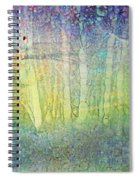 The Ghost Forest Spiral Notebook