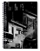 The Ghosts Of Winchester Spiral Notebook