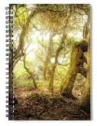 The Giant Awakens Spiral Notebook