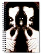 The Giggler Spiral Notebook