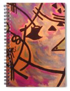 The Ghilotine Spiral Notebook