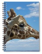 The Giraffe Spiral Notebook