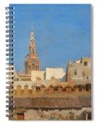 The Giralda. Seville Spiral Notebook