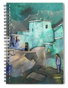 The Girl Of His Dreams Spiral Notebook