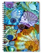 The Glass Ceiling Spiral Notebook