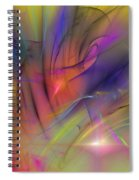 The Gloaming Spiral Notebook