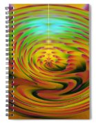 The Globe Spiral Notebook