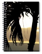 The Glow Of Maui Spiral Notebook