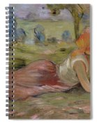 The Goatherd Spiral Notebook