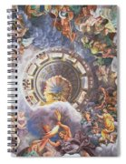 The Gods Of Olympus Spiral Notebook